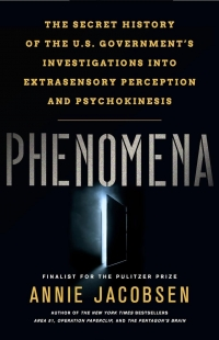 Annie Jacobsen: Phenomena
